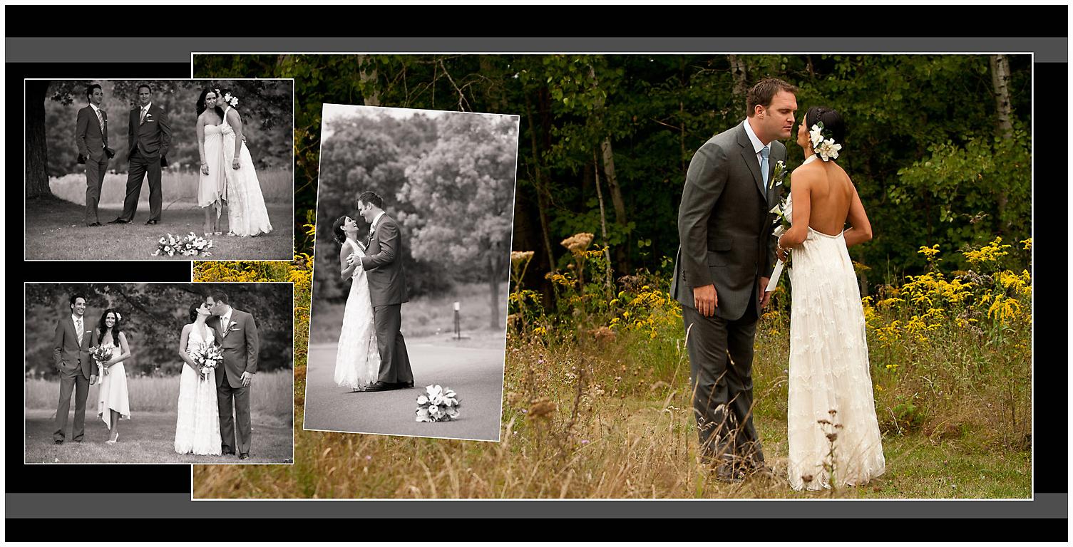 J Foley Photography Wedding Album Design